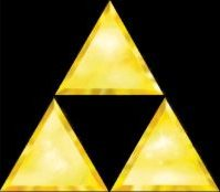 This is the Triforce!!!